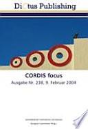 CORDIS focus