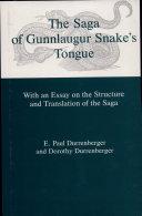 The Saga of Gunnlaugur Snake's Tongue