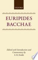 Bacchae Book PDF