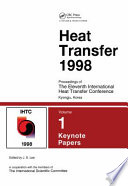 Proceedings Of The International Heat Transfer Conference