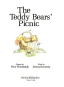 The Miniature Teddy Bears  Picnic Book PDF
