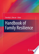 Handbook of Family Resilience Book