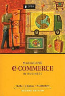 Managing E commerce in Business