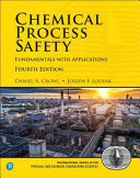 Chemical Process Safety Book