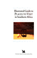 Illustrated guide to places to visit in Southern Africa