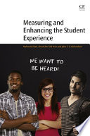 Measuring and Enhancing the Student Experience Book