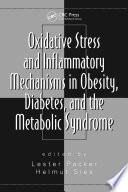 Oxidative Stress and Inflammatory Mechanisms in Obesity  Diabetes  and the Metabolic Syndrome