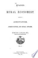 Evans s Rural Economist Book