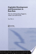 Capitalist Development and Economism in East Asia