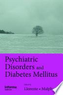 Psychiatric Disorders And Diabetes Mellitus Book PDF