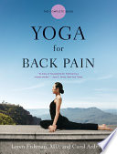 Yoga For Back Pain Book PDF
