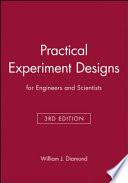 Practical Experiment Designs Book