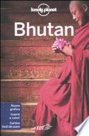Copertina Libro Bhutan