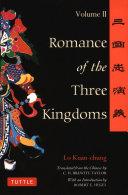 Romance of the Three Kingdoms Pdf/ePub eBook