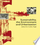 Sustainability The Environment And Urbanisation