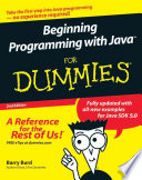 List of Java Dummies Free Download E-book
