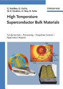 High Temperature Superconductor Bulk Materials