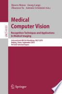 Medical Computer Vision Book