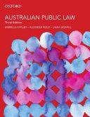 Cover of Australian Public Law