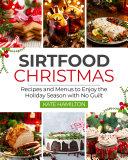 Sirtfood Christmas Pdf/ePub eBook