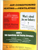 Air Conditioning  Heating and Ventilating