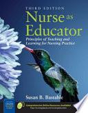 Nurse as Educator Book