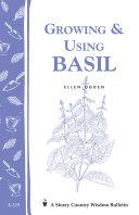 Growing & Using Basil [Pdf/ePub] eBook