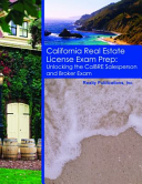 California Real Estate License Exam Prep
