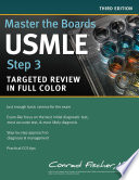 """Master the Boards USMLE Step 3"" by Conrad Fischer"