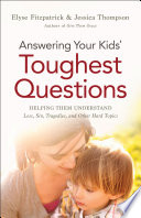 Answering Your Kids  Toughest Questions Book