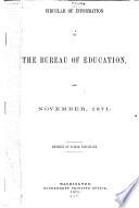 Circular s  of Information     Book