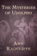 The Mysteries of Udolpho [Pdf/ePub] eBook