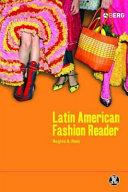 Latin American Fashion Reader