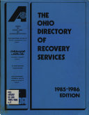 The Ohio Directory of Recovery Services
