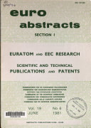 Euroabstracts