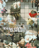 Research Methods for the Behavioral Sciences Book