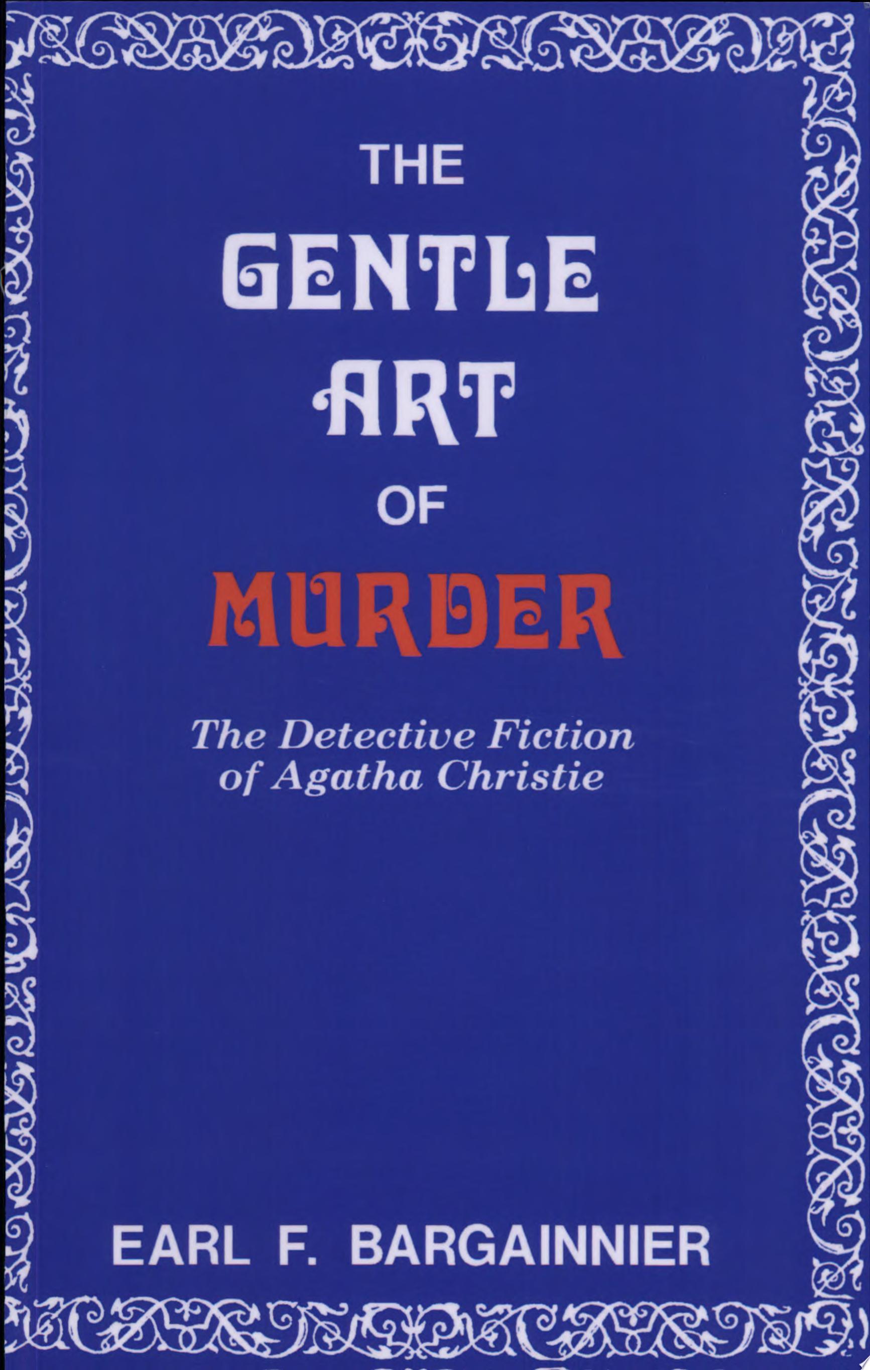 The Gentle Art of Murder