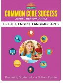 Barron's Common Core Success Grade 4 English Language Arts