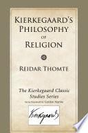 Kierkegaard S Philosophy Of Religion