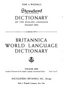 Britannica World Language Dictionary