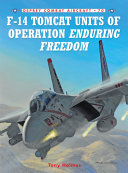 F-14 Tomcat Units of Operation Enduring Freedom Book