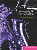 Jazz Arranging And Orchestration Book PDF