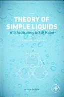 Theory of Simple Liquids