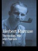 Technology, War and Fascism