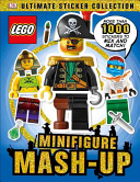 Ultimate Sticker Collection  Lego Minifigure  MASH Up