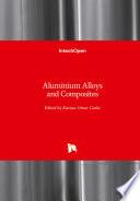 Aluminium Alloys and Composites Book