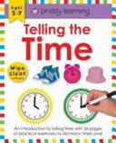Wipe Clean Workbook Telling the Time