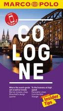 Cologne   Marco Polo Pocket Travel Guide