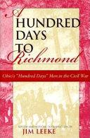 A Hundred Days to Richmond