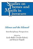 Silence and the Silenced Book